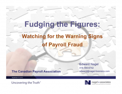 Cover Slide_Fudging the Figures Web Seminar_Sept 19-12_FINAL with intro slides-1