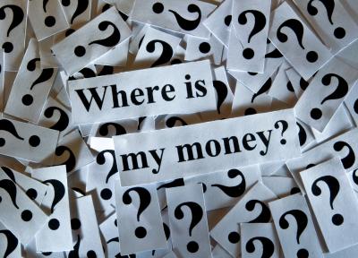 Where is my money